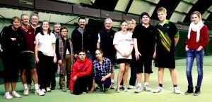 Teilnehmer Winterturnier 2013
