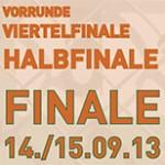 Finalspiele Clubmeisterschaft 2013 / Ergebnisse