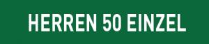 Herren 50 Einzel / Endstand