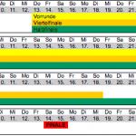 CM-Zeitplan