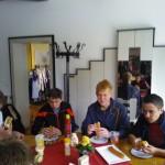 Unsere Junioren in Heinsberg