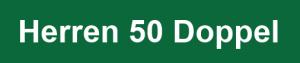 Herren 50 Doppel Logo